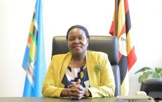 Hon. Ruth Nankabirwa Sentamu