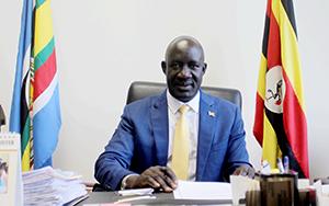 Hon. Musa Ecweru