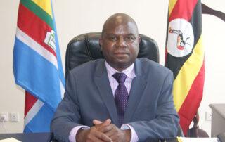 Hon. Ernest Kiiza