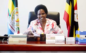 Hon. Agnes Akiror Egunyu